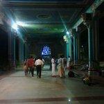 Entrance hall-Muralitharan photo