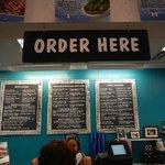 Order Board - Menu