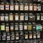 Some of the excellent tea options at Gournet Coffee