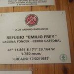 Refugio Emilio Frey