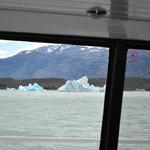 Desde el catamarán
