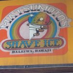 The best Shave Ice in Haleiwa!