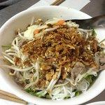 Bun Bo beef noodles