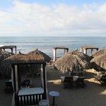 Complementary beach beds