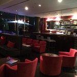 Bar closed at 8PM :-(