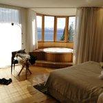 quarto no qual eu fiquei