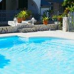piscine matin