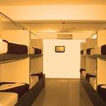 Hotel White Parrot- Dormitory-Non A/c