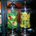 Tanduay Rum infusions made fresh at Nanking Asian Grill.
