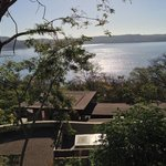 View of the Papagayo Gulf