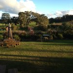 View at Cowaramup Brewery- Our local