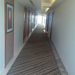 Corridor on 6th floor