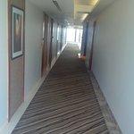 Corridor on 6th floor