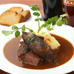 Beef in GUINNESS