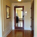 Superior Suite Entry Way