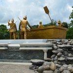 Rizal's Landing Place