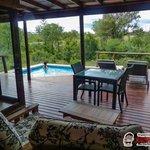 Private Terrace Makubela Suite 1