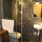 Polished concrete Bathroom