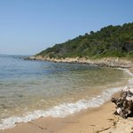 Slavica beach