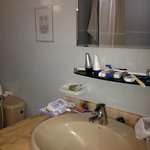 Bathroom facilities ok