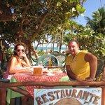 el restaurante...y nosotros!!