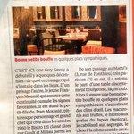 philippe COUDERC best gastronome critique
