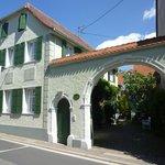 Rebstöckel Gästehaus . WeinHof & Vinothek - Ansicht Kreuzstraße 11, 67434 Neustadt-Diedesfeld