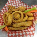 the CK Chicken Basket!