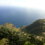 View from Windwardside