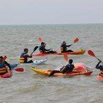 Kayak de mer à La Faute sur mer