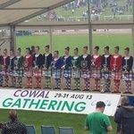 Cowal 2013 Highland Dance championships