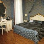 Camera in perfetto stile veneziano