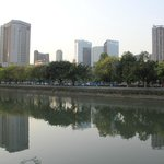 Location of Traffic Inn, Chengdu, April 2013