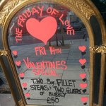 Valentines at the 3 Kings