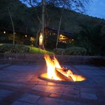 Fire by the bar / Cultural Programs