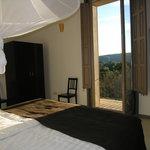 apartment Castillo bedroom