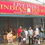 live India restaurant