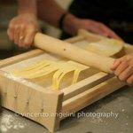 Cookery class on homemade Italian pasta