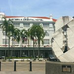 E&O hotel in George town Penang