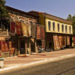 antique carpet shop / Bergama
