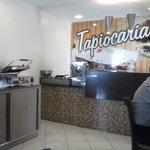 TAPIOCARIA DELICIOSA DO CAFÉ DA MANHÃ