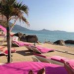 View Lamai beach
