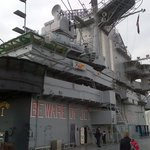 Intrepid Upper Deck