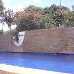 piscina dos fundos