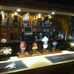 good selection of ales for you to choose from
