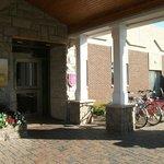 Location de vélos, Hôtel l'Oiselière