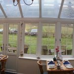 Breakfast conservatory