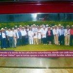 un omaggio ai 500.000 addetti che lavorano nell'industria del caffè nazionale