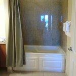 Jacuzzi tub Master BR Disney suite