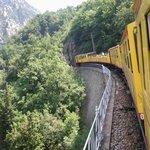 Train Jaune